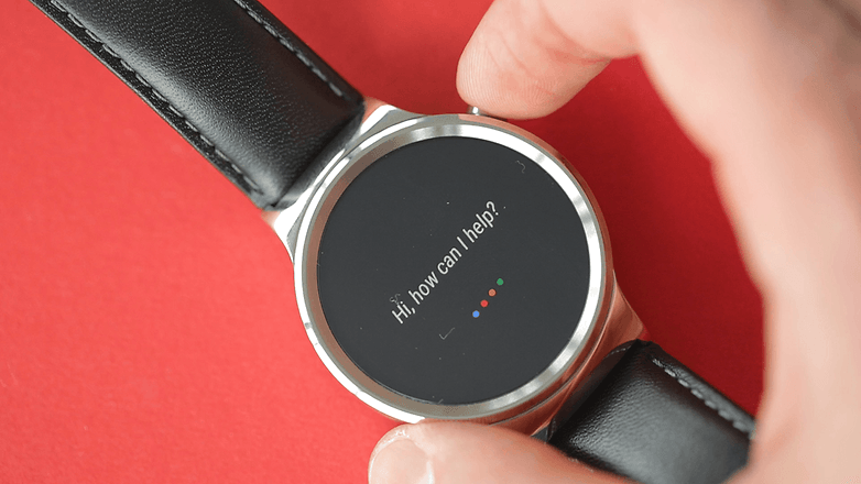 AndroidPIT android wear 2 assistant