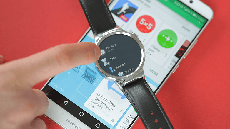 AndroidPIT android wear 2 play store