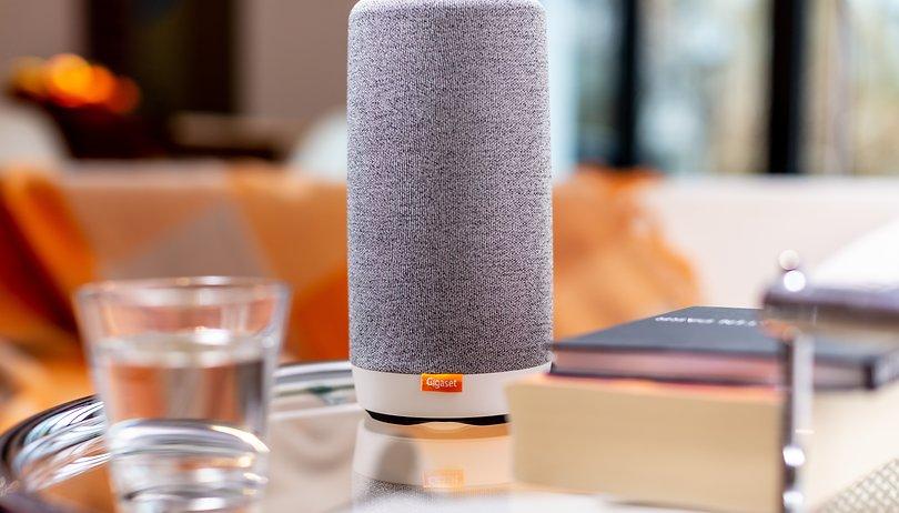 Gigaset zeigt Alexa-Lautsprecher und DECT-Telefon in einem