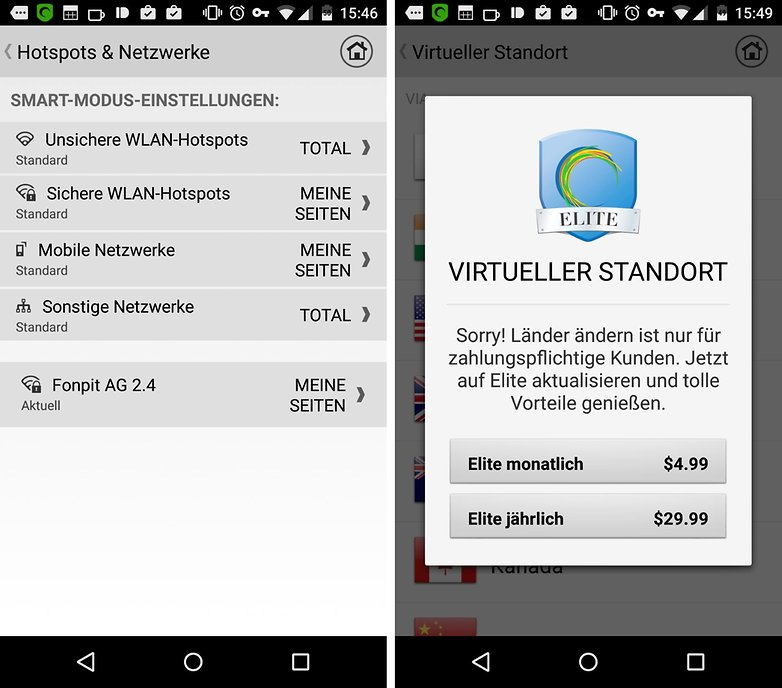 Hotspot Shield VPN Proxy de