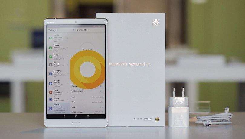Pourquoi la Huawei MediaPad M5 illustre bien le problème du marché