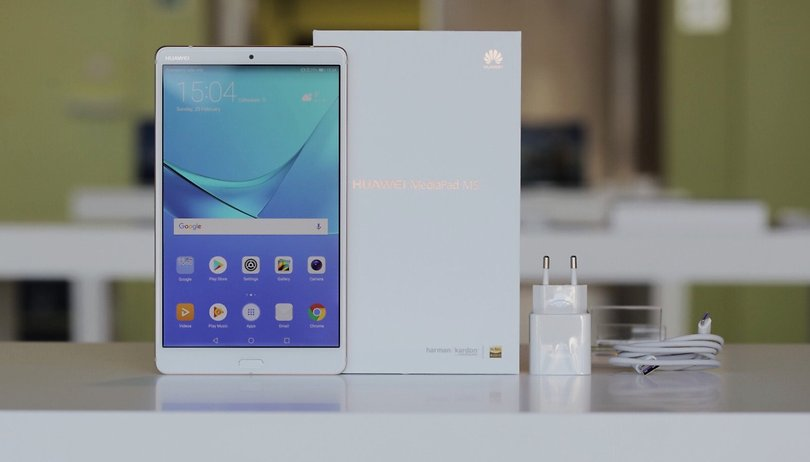 Huawei MediaPad M5: a breath of fresh air for tablets