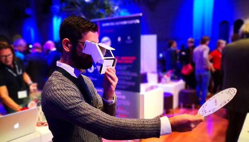 CES Unveiled Amsterdam 2017: Ein Königreich für die Start-ups