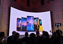 Nokia nos sorprende con 4 smartphones y un nuevo Nokia 8110