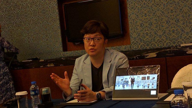 Joonsuh Kim Design Vice President Huawei