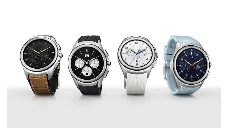 LG Watch Urbane 2nd Edition 1