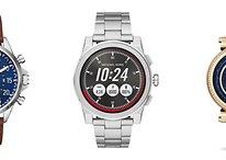 Fossil und Michael Kors zeigen Android-Wear-Uhr und Hybrid-Smartwatch