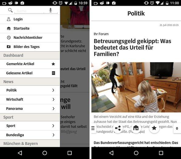 Die Besten Nachrichten Apps Für Android Androidpit