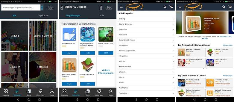 amazon app shop 30 3 de