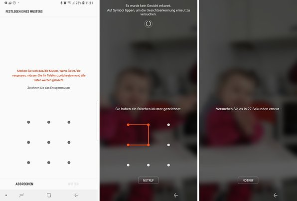Android Pin Oder Mustersperre Vergessen So 14
