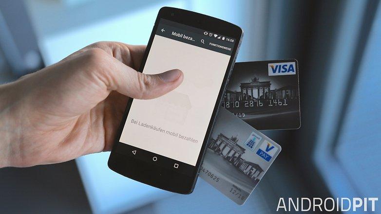 android smartphone money creditcard nexus hero