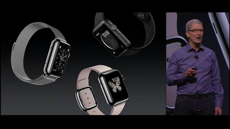apple watch new colors cook