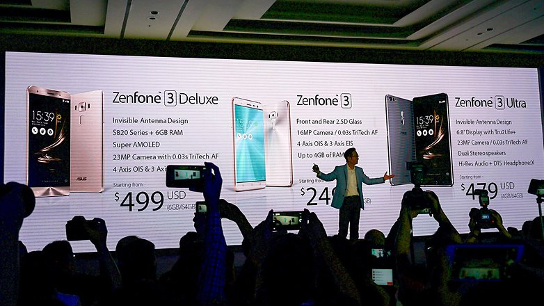 asus zenfone 3 press conference 2