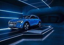 """Alexa, let's go on a road trip"": say hi to the Audi E-tron"