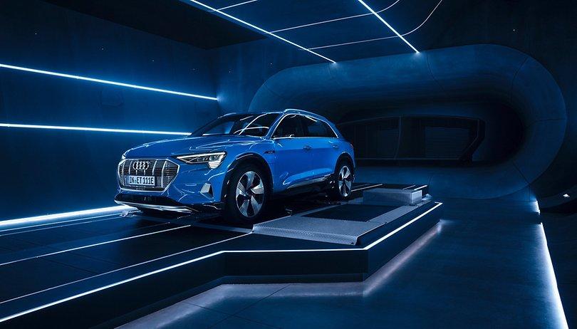 Audi E-tron: Nicht nur dank Alexa ein wichtiger Baustein im Smart Home