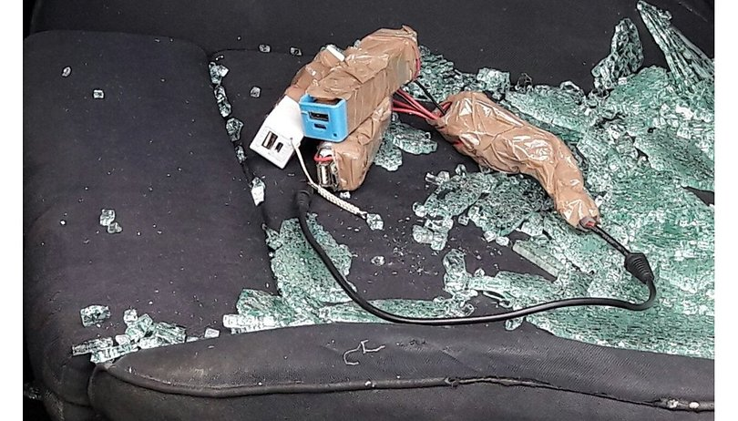 USB-Ladegerät ruft Berliner Bomben-Entschärfung auf den Plan