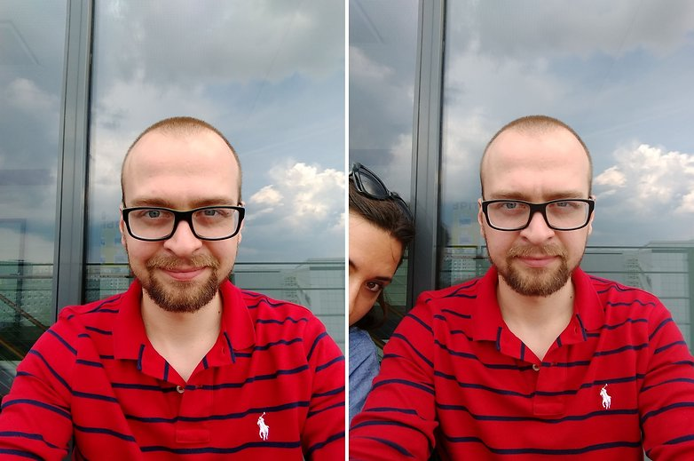 camera g4 vs g4 plus selfie