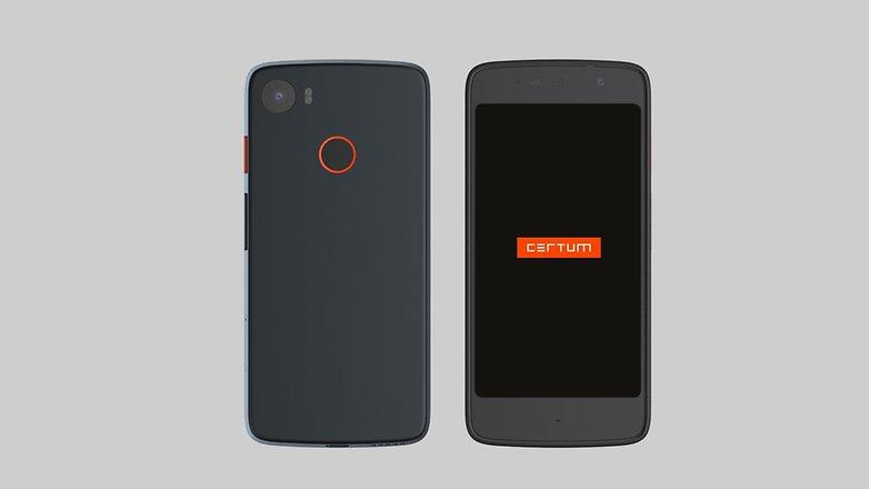 certum phone 1