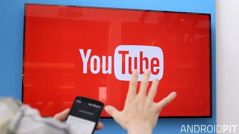 chromecast cast youtube