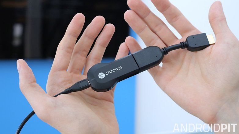 chromecast with cable