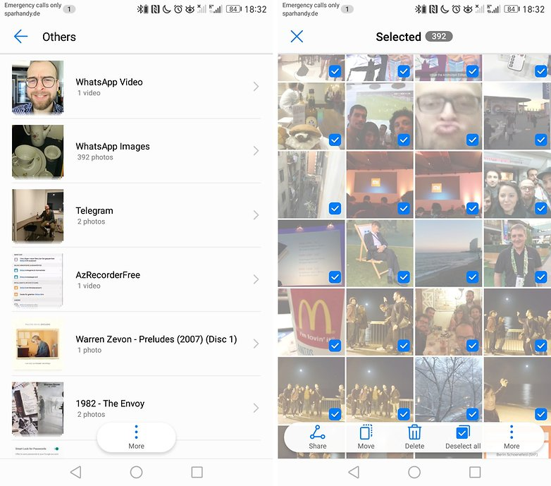 delete whatsapp images videos