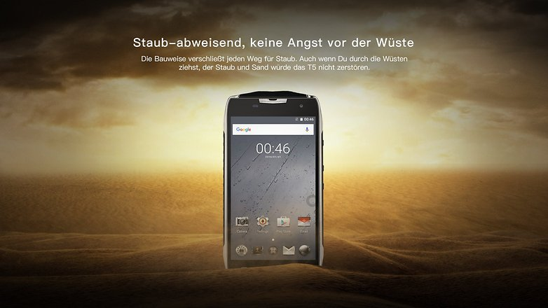 doogee t5 de dustproof