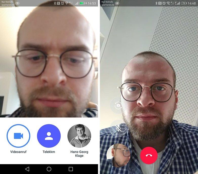 duo video calls