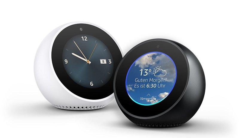 Echo Spot: Amazons smarter Radiowecker kommt nach Deutschland