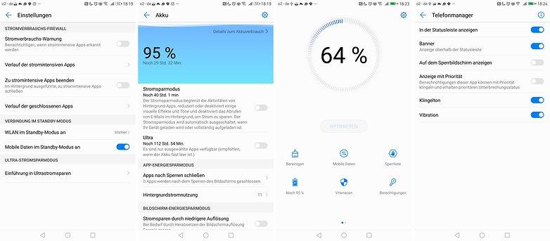 emui 5 optimize notification