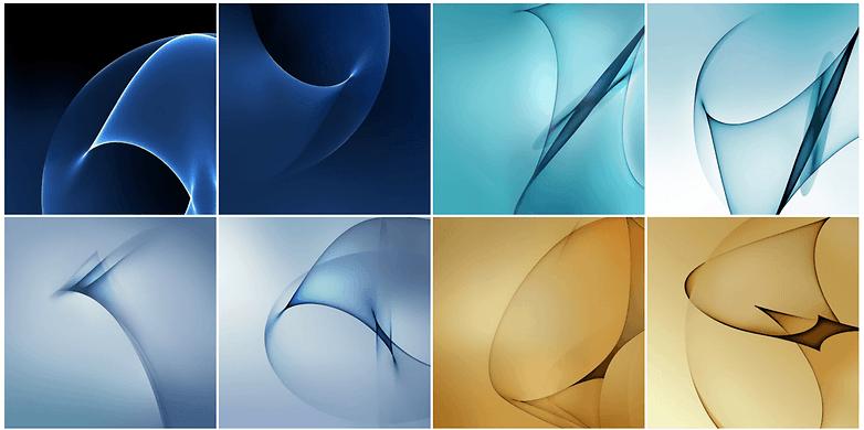 galaxy s7 wallpaper thumbnails