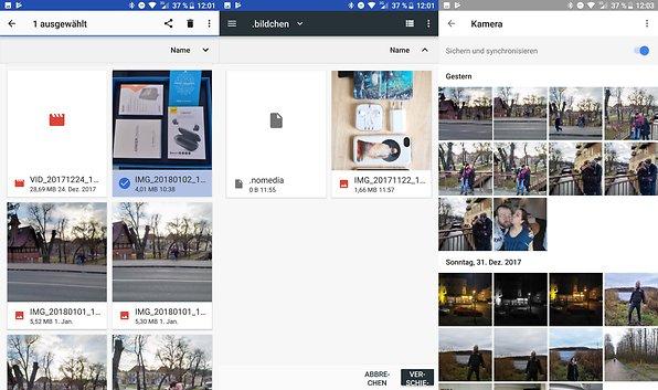 Android Bilder Videos Und Dateien Verstecken Androidpit