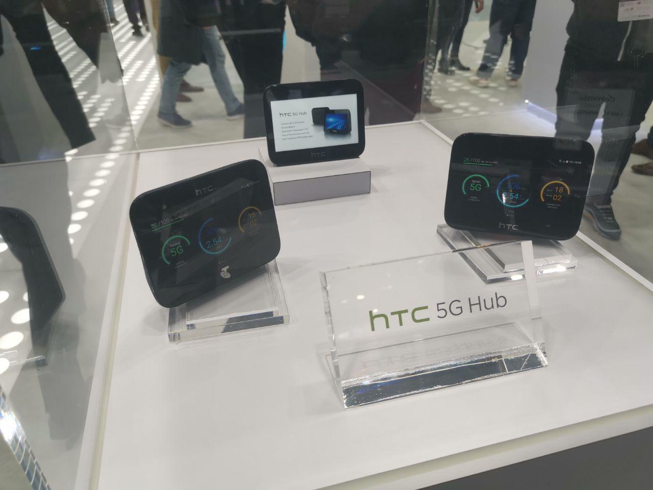 htc und die telekom bringen 5g zu euch nach hause androidpit. Black Bedroom Furniture Sets. Home Design Ideas