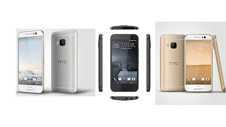 htc one s9 all colors
