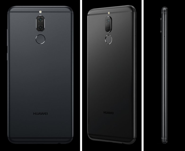 huawei mate 10 lite back right