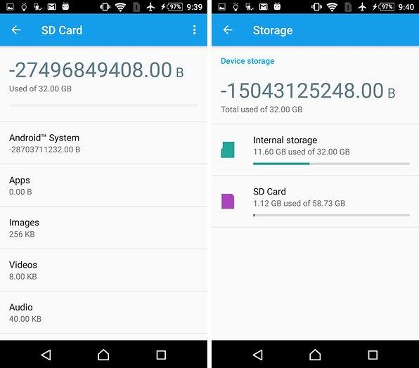 Samsung Galaxy S7 Sd Karte Als Standardspeicher.So Geht S Microsd Karten Als Internen Speicher Formatieren Androidpit