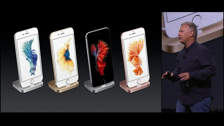 iphone 6s colors finish