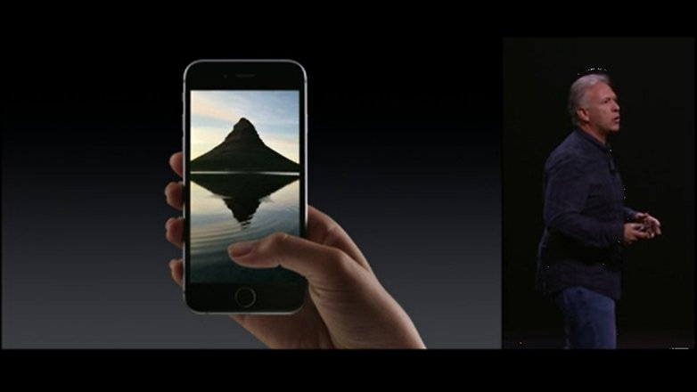 iphone 6s live photos 3d touch