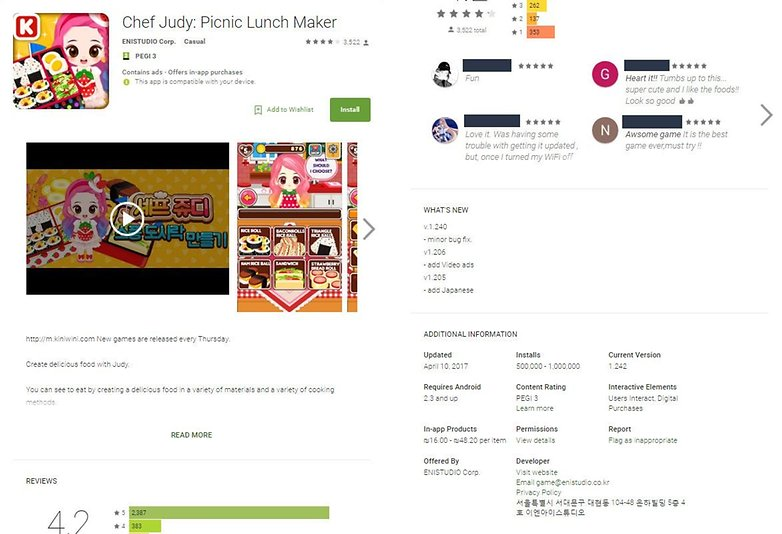 judy adware play store example