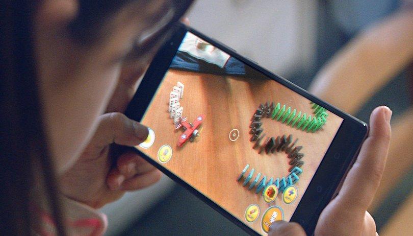 Tango desencadenado: Lenovo trae la realidad aumentada al gran público