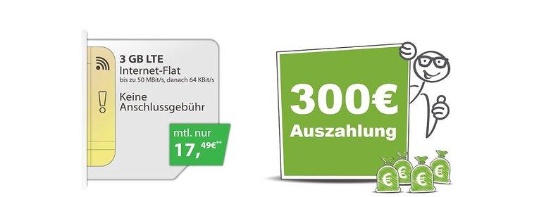 logitel great deal vodafone 300 euro