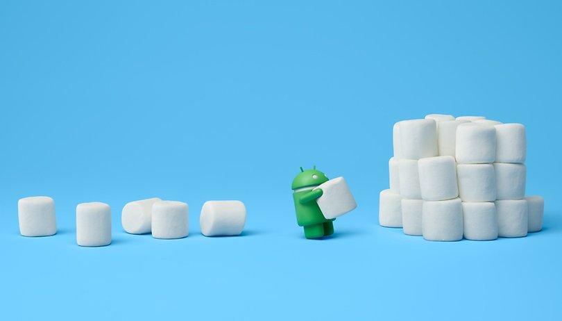 Esta é a prova de que o Marshmallow pode ser instalado em praticamente todo smartphone Android!