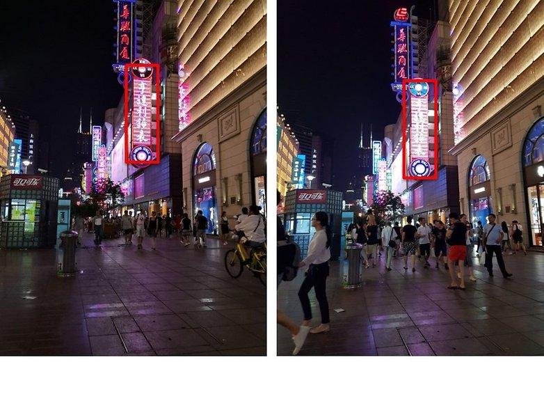 mate 10 pro npu contrast photos