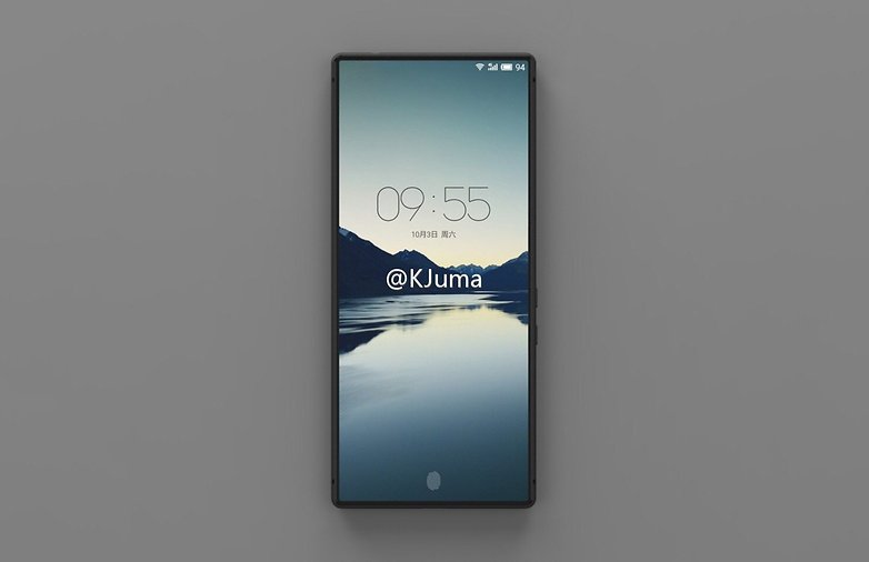 Xiaomi MI Mix mit 6,4-Zoll-Display vorgestellt