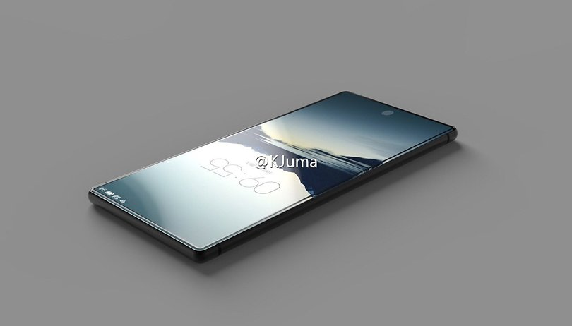Meizu konzipiert echtes randloses Smartphone