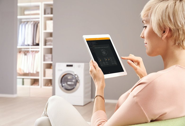 miele smart washing machine