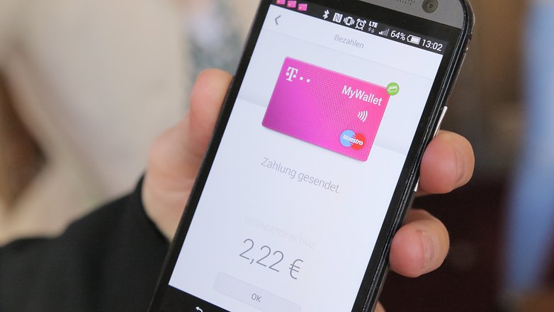 mobile payment telekom maywallet credit card 12