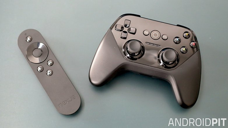 nexus player remote controller gamepad