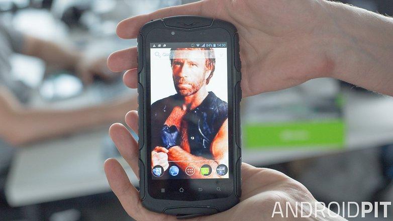 no 1 x1 outdoor smartphone