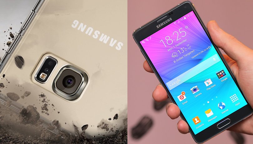 Comment transformer votre Galaxy Note 4 en Galaxy Note 5 ?