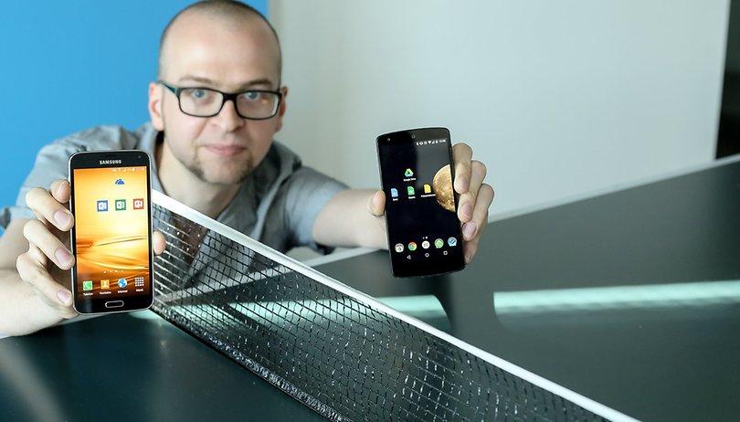 Qual outra plataforma móvel você usaria em conjunto com o Android?